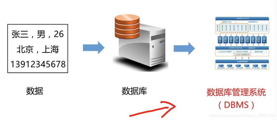 数据库管理系统(DBMS)