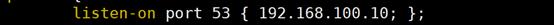 修改IP地址为本机IP