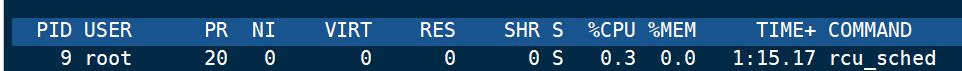 【linux】循序渐进学运维-基础篇-top命令高胜寒-
