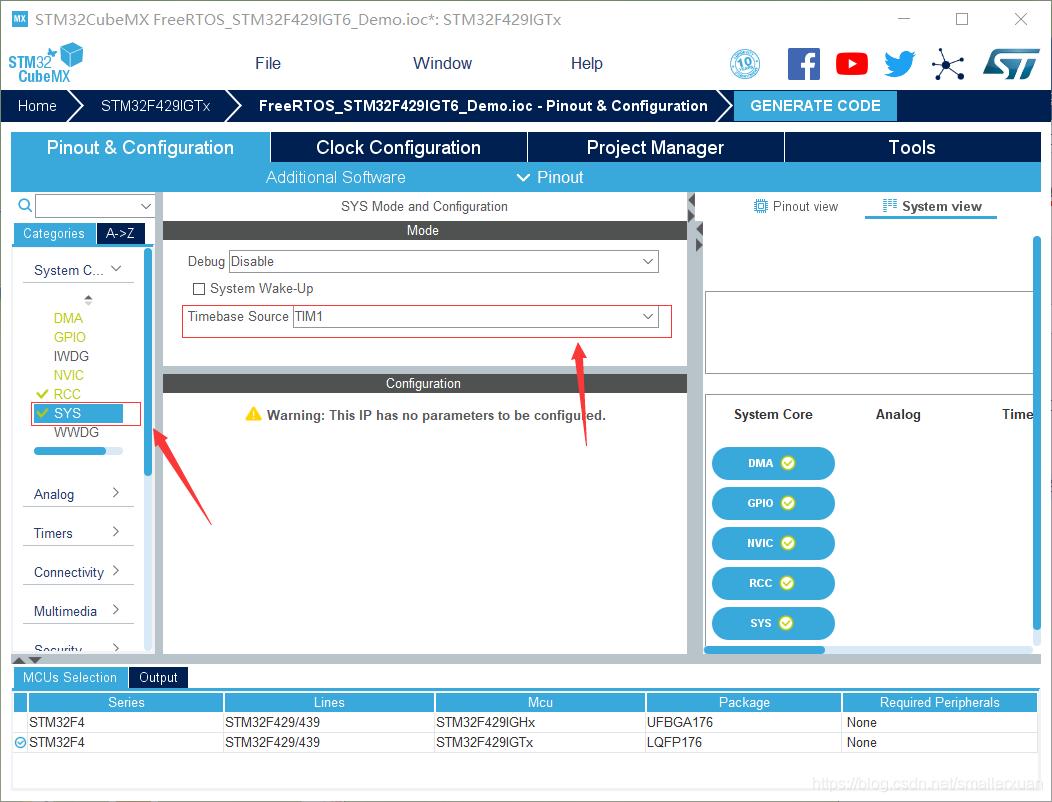 STM32F4移植FreeRTOS V10.3.1smallerxuan的博客-