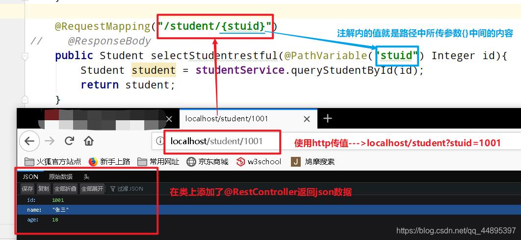 SpringBoot第二谈SpringBoot的web开发(集成MyBtis、SpringBoot 下的SpringMVC、SpringBoot开发RESTFul风格、集成Redis)爱上java的小游子-