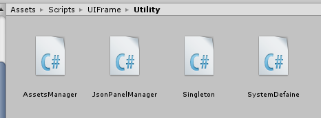 unity3D之实现一个简单的UI框架maybeice的博客-