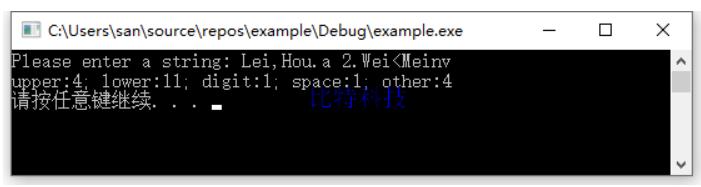 C语言程序设计第五版谭浩强课后答案