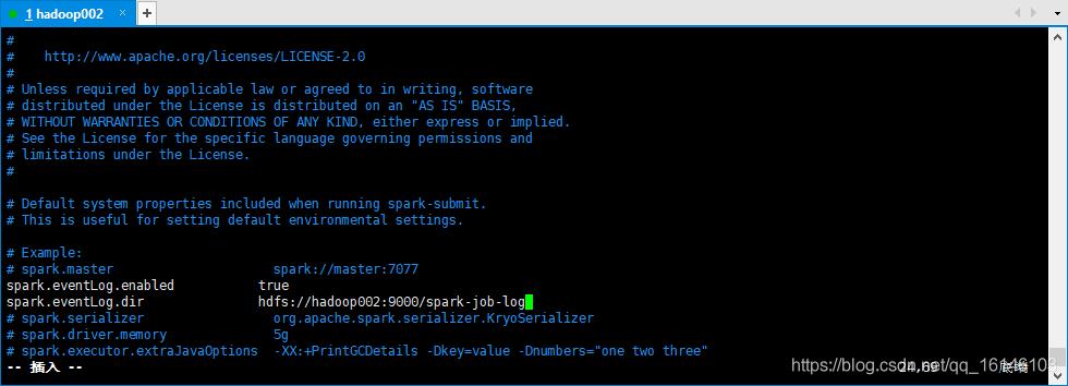 Spark快速入门系列(5) | Spark环境搭建—standalone(2) 配置历史日志服务器