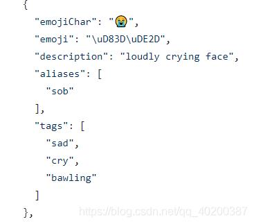 emoji表示例