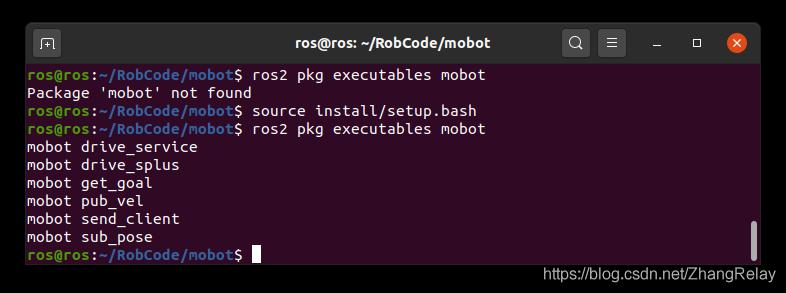 ROS2机器人应用简明教程4工区插图(5)