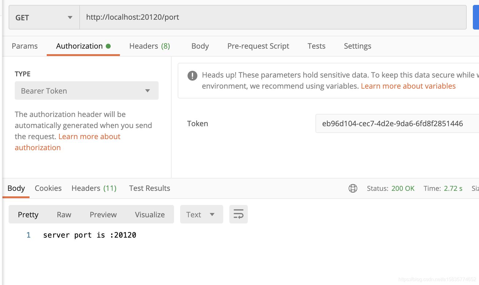 spring cloud oauth2微服务认证授权