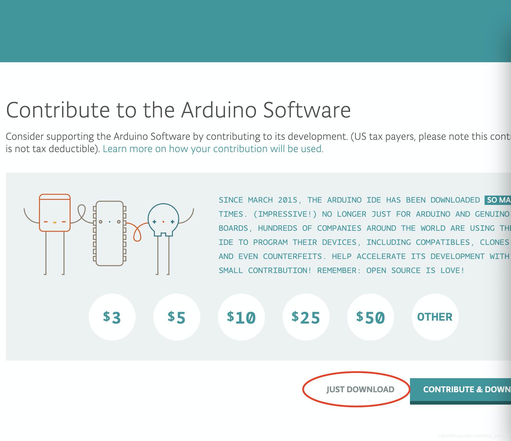 arduino下载