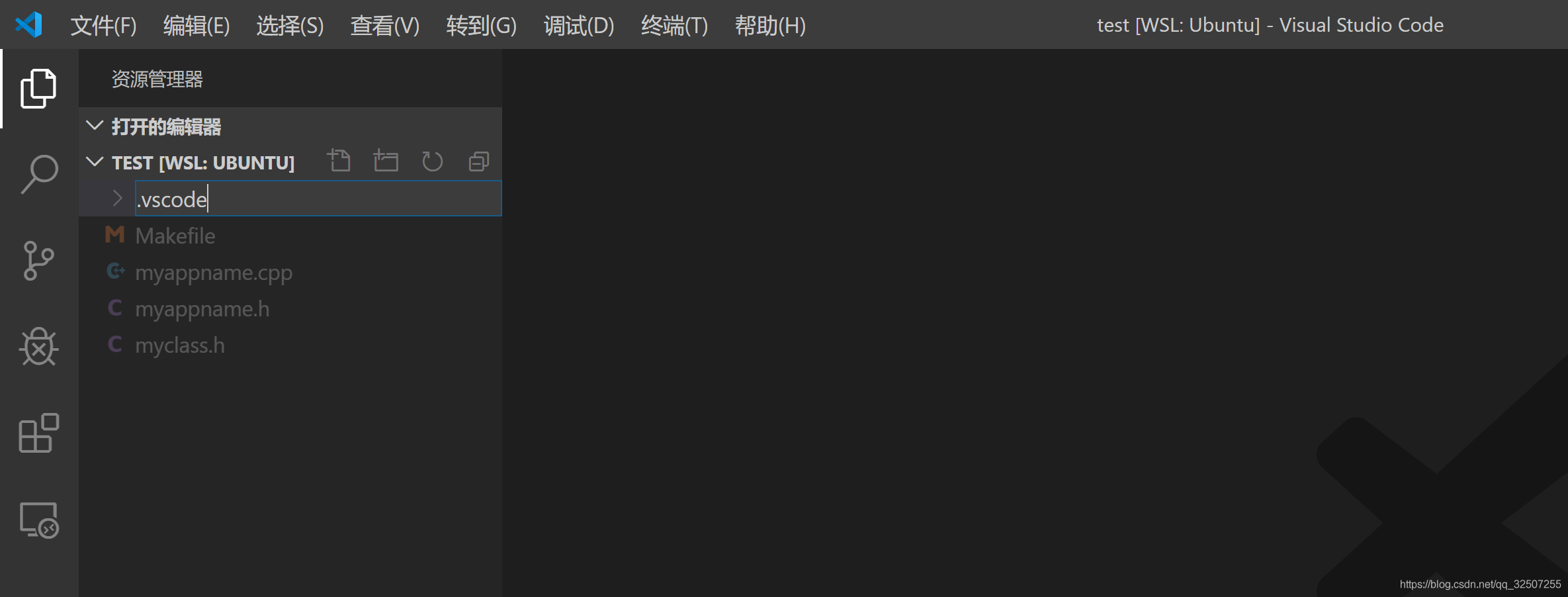 创建文件夹.vscode