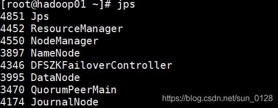 使用shell脚本安装hadoop高可用集群