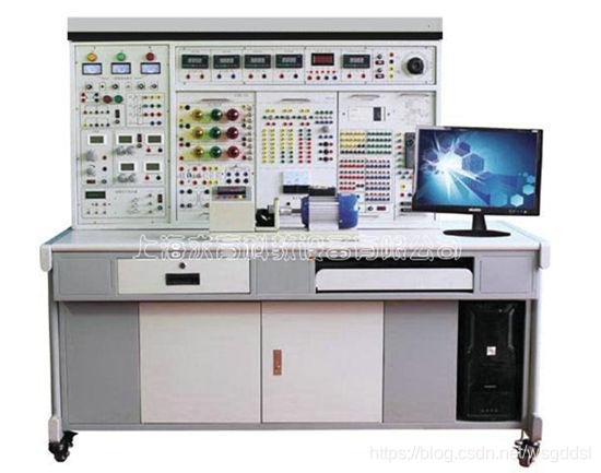 PLC电工电子电拖自动化技术考核实训台QY-DG800E
