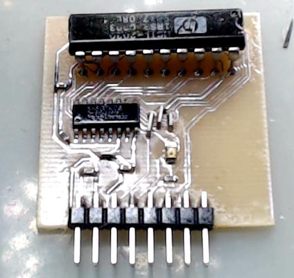 ▲ 基于HCTL-2020的正交编码器