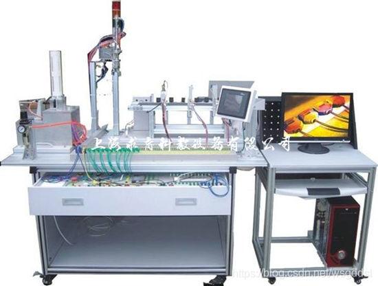 光机电一体化PLC计算机控制实训装置QY-JDYT05