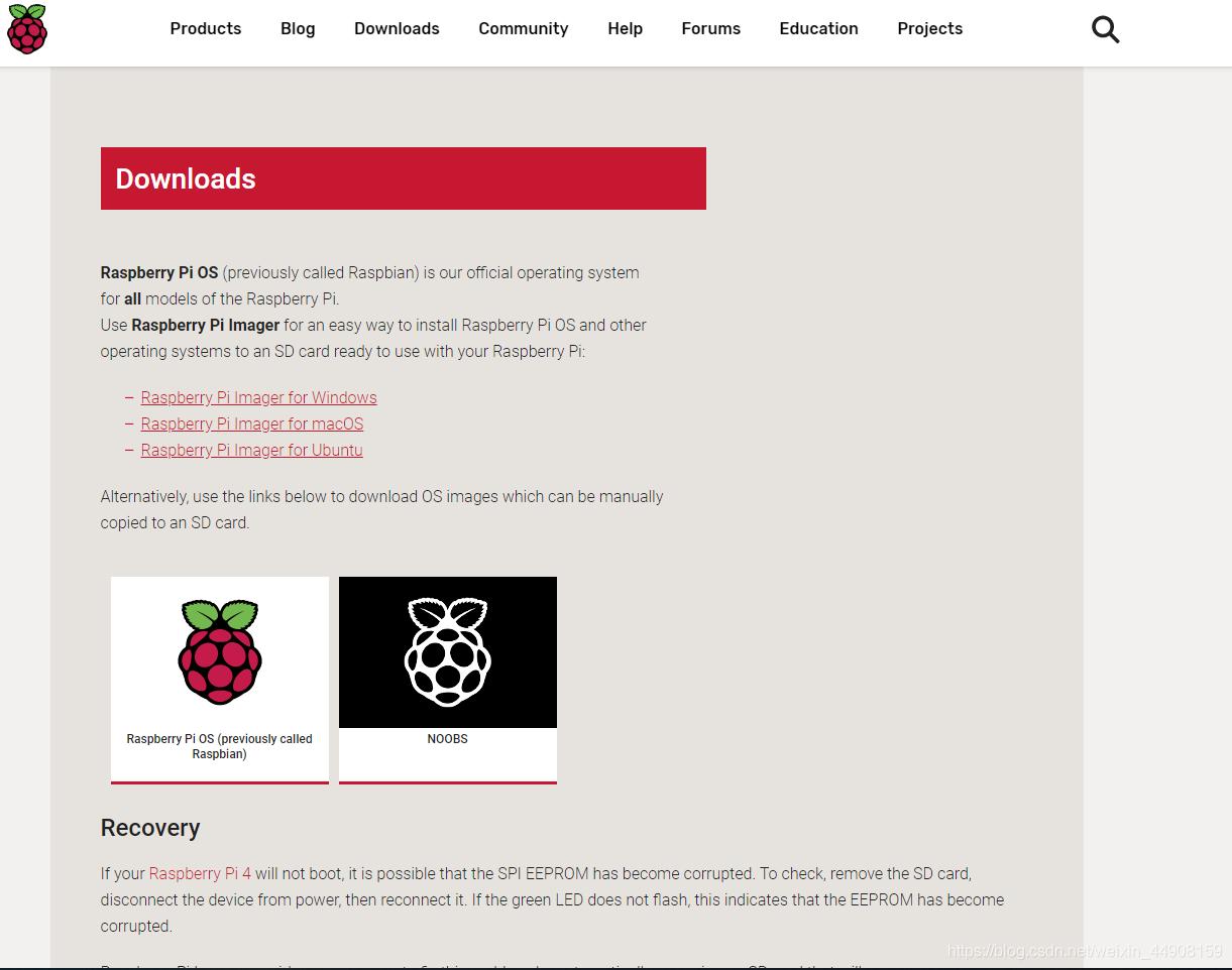 1、树莓派安装系统(没有显示屏安装系统方法)
