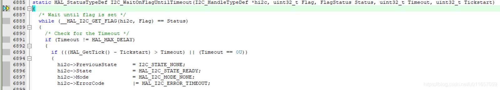 记录一次STM32f1使用CubeMX生成工程后无法使用I2C的BUG,附解决方法