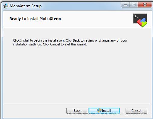 MobaXterm的安装及简单使用