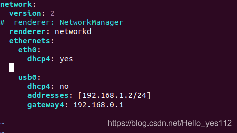 设置开发板联网