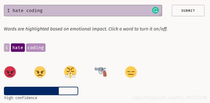 在Python中使用Torchmoji将文本转换为表情符号