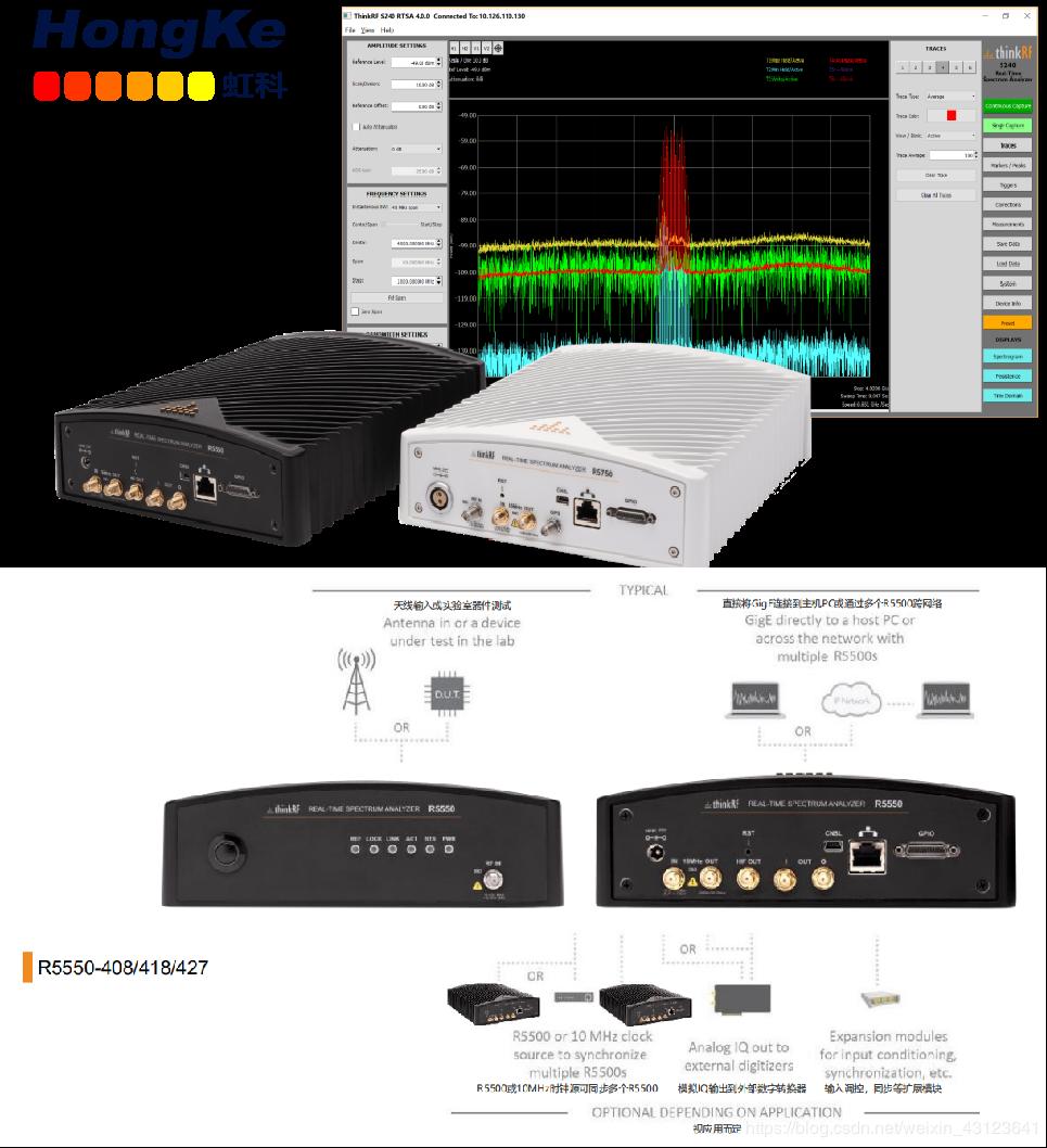 理解ThinkRF实时频谱分析仪的频域电平触发weixin43123641的博客-
