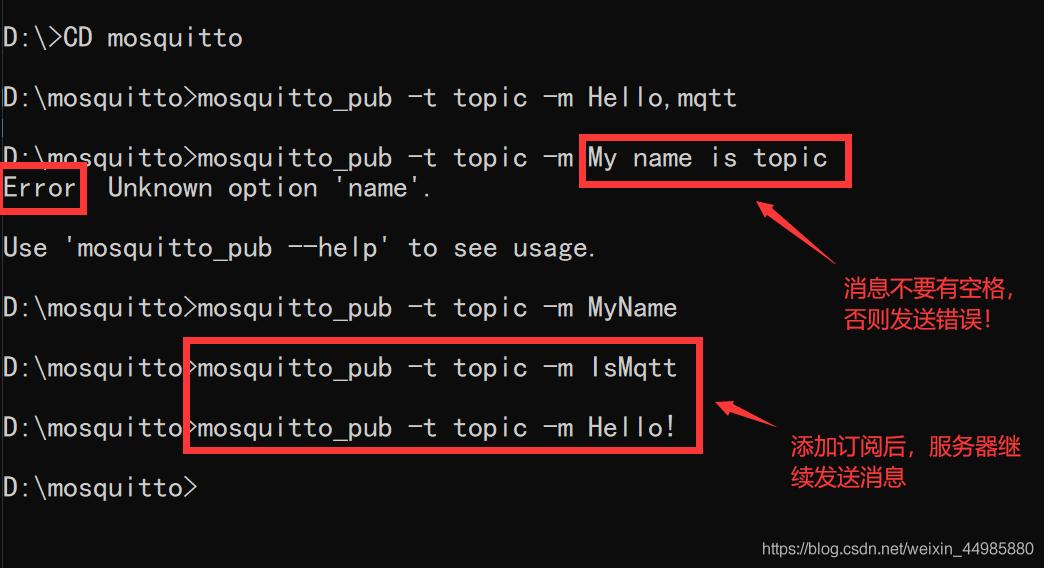 物联网云智能开发—MosQuitto服务器的安装 测试 订阅&发布及加密教程灰小猿的博客-