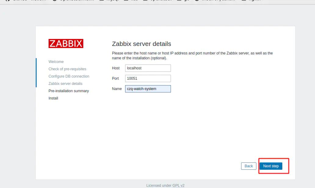 CentOS 7上搭建Zabbix4.0插图(3)