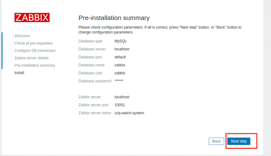 CentOS 7上搭建Zabbix4.0插图(4)
