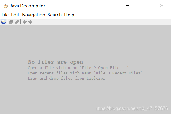 "Java程序员必备 : Java反编译神器——""GUI"" 资源万万年小白的博客-"
