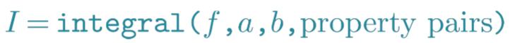 函数调用格式