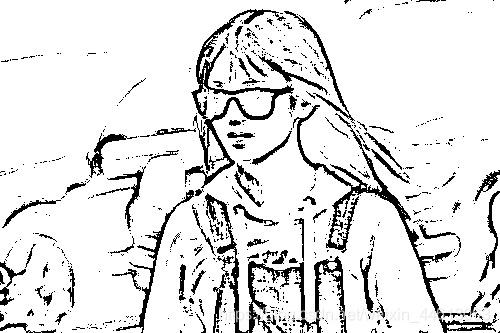OpenCV图片漫画效果Steven的博客-