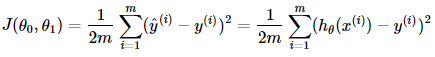 线性回归模型