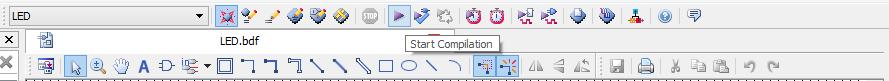 点击Start Compilation