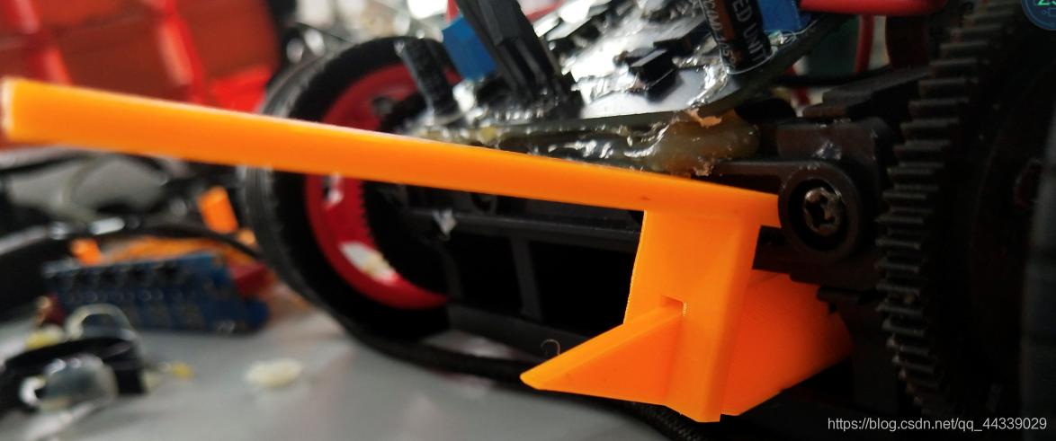 智能车D车模后座支架的一种设计方案(亲测牢固,特别稳)qq44339029的博客-