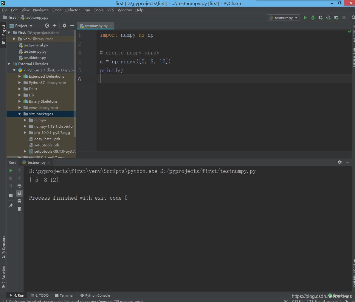 最后再次执行该 Python 程序.png