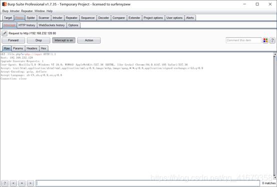 任意文件包含漏洞原理解析及演示-行云博客