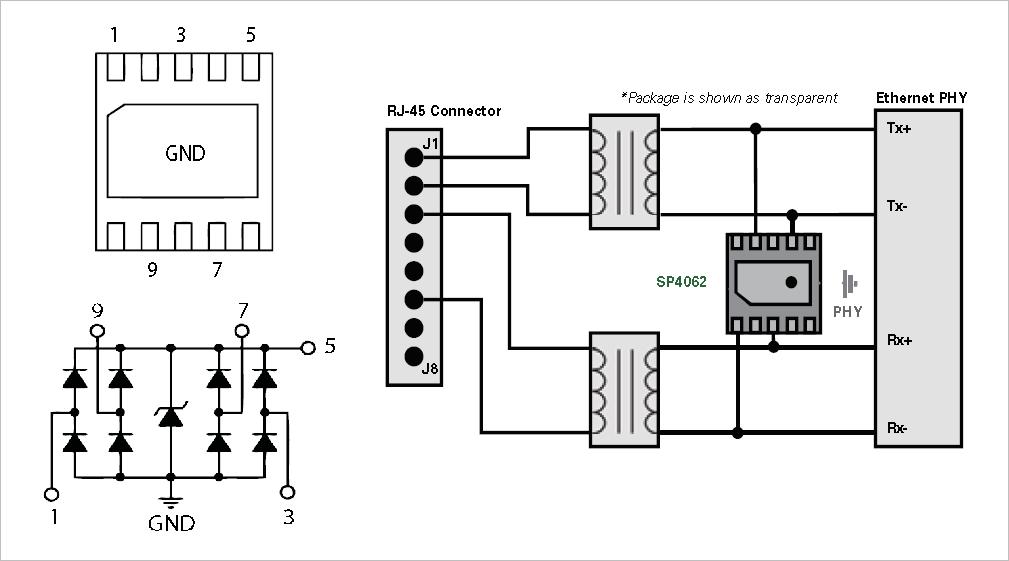 ▲ 内部结构原理、管脚分布、基本应用