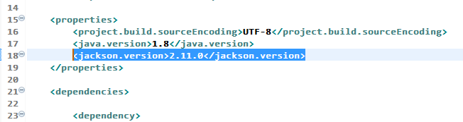 SpringBoot升级/指定jackson版本