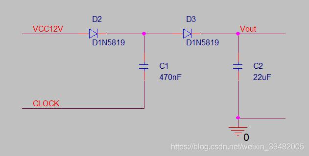 图1  电荷泵的电路原理