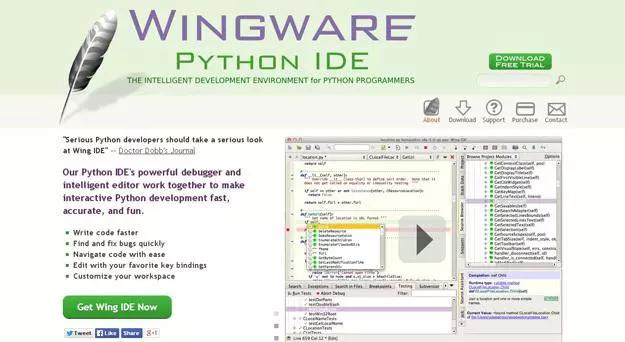 强烈推荐10 个 Python IDE 和代码编辑器!插图(6)