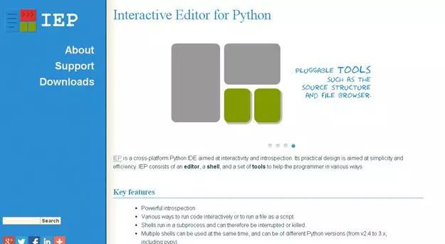 强烈推荐10 个 Python IDE 和代码编辑器!插图(9)