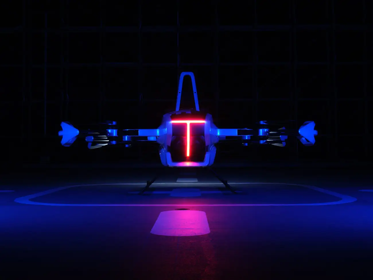 T型指示灯