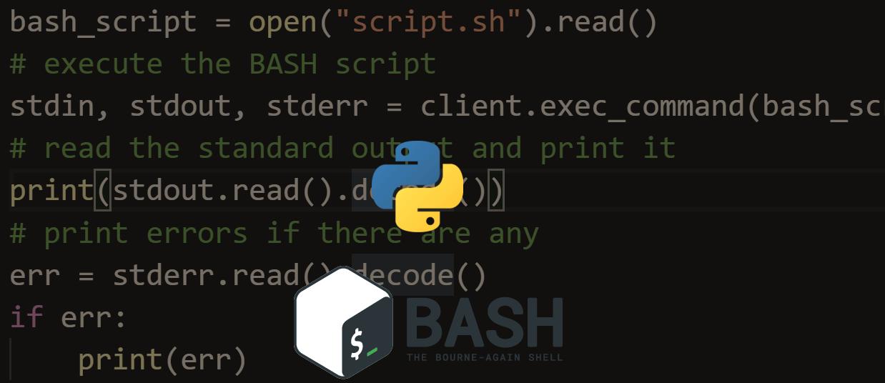 如何友好的把Python和Bash结合在一起插图