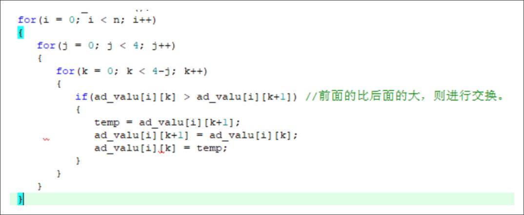 ▲ 图4.5.2 电压软件滤波