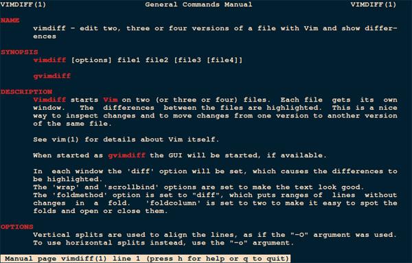9款最佳的Linux文件比较工具插图(2)