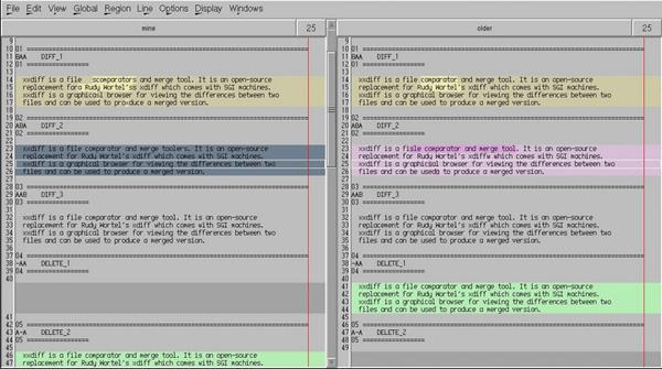 9款最佳的Linux文件比较工具插图(7)