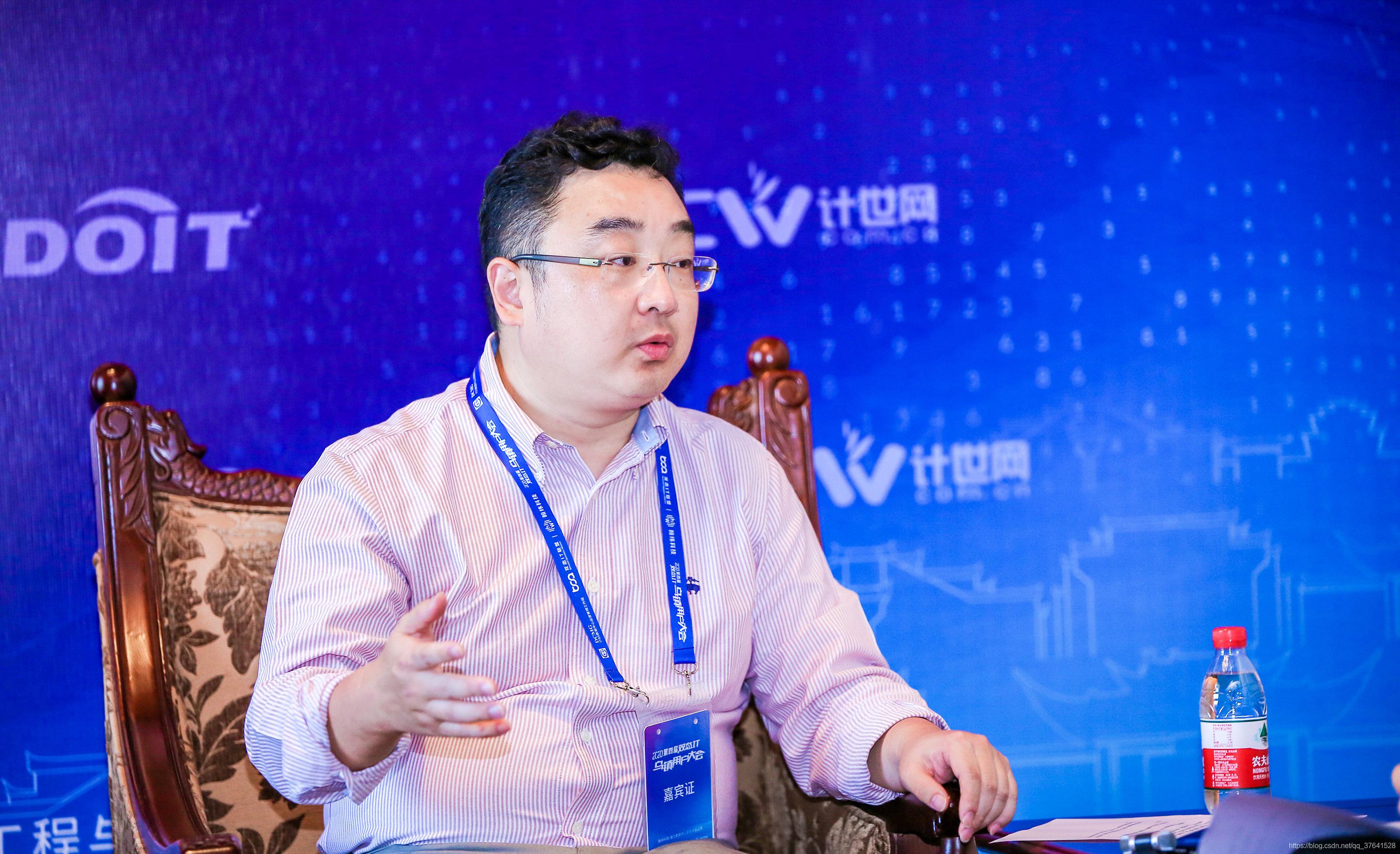 擎创科技CEO杨辰