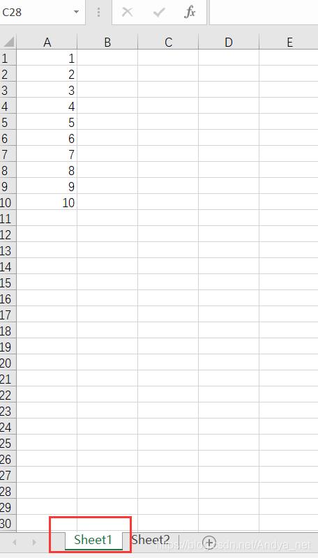 Sheet1数据