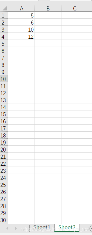 Sheet2数据