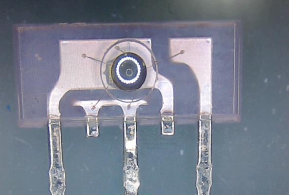 ▲ 光电管的外形
