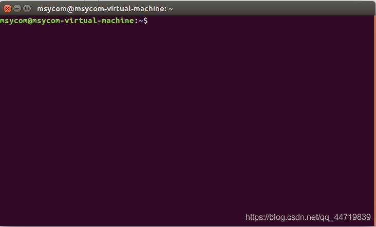 一开始是服务器版的,没有界面,麻了