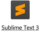 Sublime Text3——高效,美观,强大